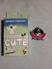 Disney Pin Kingdom Of Cute Pirate Skull