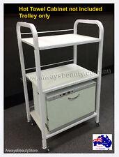 Salon Trolley 3 Tier Rubber Wheels Heavy Duty Hold Beauty Machine Equipment new