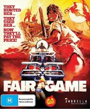 FAIR GAME (Cassandra Delaney) -  Blu Ray - Sealed Region free