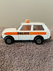 Vintage 1975 Matchbox Rolamatic No.20 Police Patrol Made in England Lesney