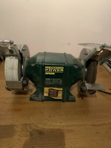 Record Power Bench Grinder 6""