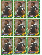 1986 Topps Football #20 WILLIAM PERRY Rookie Card RC Chicago Bears the FRIDGE