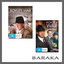 FOYLES Foyle's WAR Complete Seasons 1 2 3 4 5 6 7 8 DVD Box Set R4 Series 1 - 8