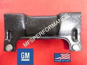 70 71 72 GTO Lemans, GTO,JUDGE, Rear Bumper Support Bracket center body bracket
