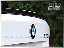 Carbon Fiber Trunk Spoiler Lip for 2007-2013 BMW E92 Coupe 320i 328i 335i M3 CF