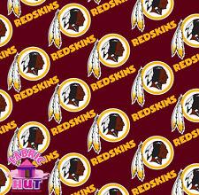 Washington Redskins NFL 100% Cotton Fabric 3528 D