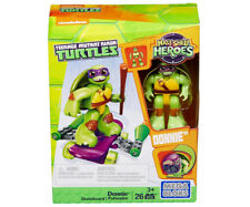 Mega Bloks DMW40 - Teenage Mutant Ninja Turtles Donnie Skateboard