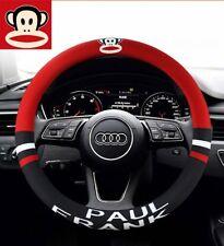 1Pcs Lovely New Cartoon Paul Frank Car Steering Wheel Cover  38CM 001