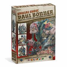 Zombicide Black Plague: Paul Bonner Special Guest Character Expansion COLGUF006