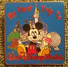 DISNEY WDW 2003 MICKEY MOUSE MY FIRST TRIP TO WALT DISNEY WORLD PIN