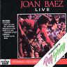 JOAN BAEZ - LIVE IN EUROPE NEW CD