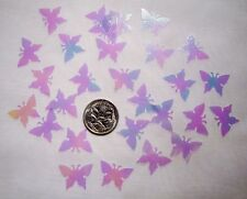 Wedding Table Scatters Foil Confetti Butterfly - Irridescent BUY 1 GET 1 FREE