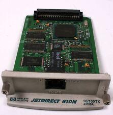 HP Jetdirect 610N Servidor de impresión Ethernet