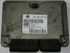 VW Polo 2007 MK7 1.4 16V BKY Engine Control Unit ECU 036 906 034 GQ
