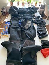 Scubapro Evertec LT Drysuit, 2XL Ultimate Drysuit Package