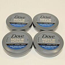 Dove Men + Care Face Hand & Body Ultra - Hydra Cream 2.53 oz - Pack of 4 NEW