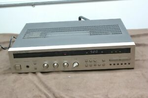 Vintage Harman Kardon hk395i Digital Synthesized AM/FM Stereo Receiver