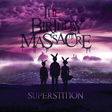 The Birthday Massacre : Superstition CD (2014) ***NEW*** FREE Shipping, Save £s