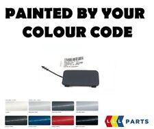 AUDI Q7 4L PARAURTI POSTERIORE O/S Destro traino Gancio Coperchio Tappo dipinto da il codice di colore