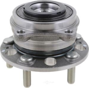 Wheel Bearing and Hub Assembly Front,Rear BCA Bearing WE61787