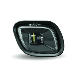 TRUX TLED-H43 Freightliner Cascadia LED Fog/Driving Light Black Raven Drivers