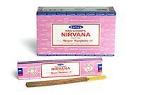 Satya Sai Baba Nirvana Nag Champa 180G Grams Indian Incense Sticks FREE SHIP