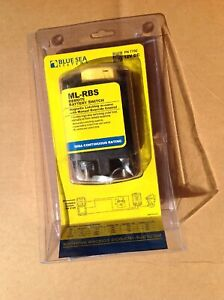 Blue Sea Systems 7700 Remote Battery Switch ML-RBS