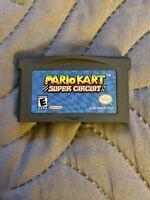 Mario Kart: Super Circuit Authentic (Game Boy Advance, 2001)