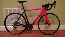 2018 Specialized Tarmac Comp Carbon Ultegra Hydro Disc 54 cm Road Bike