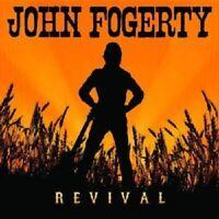 """JOHN FOGERTY """"REVIVAL"""" CD NEW!"""