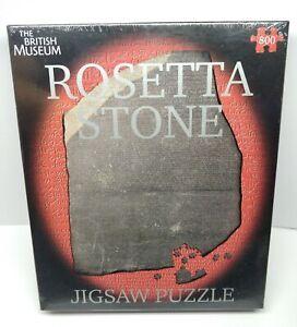 The British Museum | Rosetta Stone 800 Piece Jigsaw Puzzle
