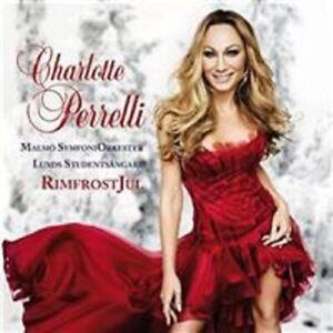 """Charlotte Perrelli - Rimfrost Jul"""" - 2008 - CD Album"""