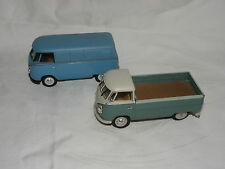 Schuco VW ti 1:43 + Hongwell t1 catre 1:43