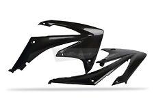 Radiador De Honda primicias obenques CRF 250 2010 - 2013 CRF 450 R 2009 - 2012 Negro