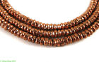 Copper+Heishi+and+Giriami+Beads+Metal+Ethiopia+African+16+Inch+SALE+WAS+%2411.00