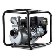 "Motopompa acqua 60.000 L/h uscita 3"" benzina altezza 7cv 28m -GREENCUT"