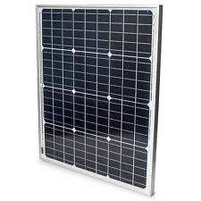 50 Watt Solar Panel 12V Mono Battery Charger - Off-Grid Rv Vans Boat Tiny Homes