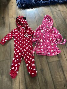 Girls Clothes Bundle Age 18 To 24 Months, Peppa Pig And Minnie Mouse