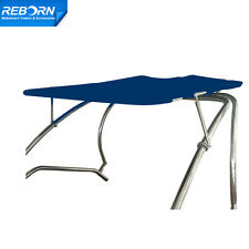 Reborn Pro2 Extra Large Wakeboard Tower Bimini -- 1970V Navy Blue Canopy