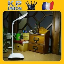 LAMPE DE BUREAU USB LED TACTILE  FLEXIBLE VEILLEUSE CHEVET IDEE CADEAU ORIGINALE