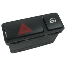 New For BMW 325 E46 E53 E85 X5 Hazard Warning Door Central Lock Locking Switch