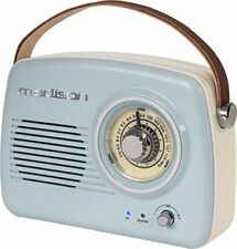 Madison Freesound-vr30 Radio Vintage autonome avec Bluetooth