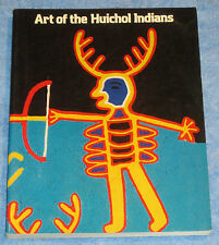 ART OF HUICHOL INDIAN PSYCHEDELIC PEYOTE SHAMANISM PEYOTISM MEXICO MYSTIC VISION