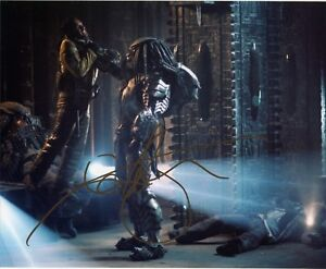 """IAN WHYTE SIGNED """"PREDATOR"""" SIGNED P32IW GUARANTEED AUTHENTIC AFTAL DEALER #199"""