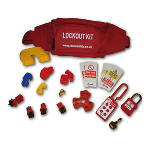 4354 Commercial lockout kit Niceic