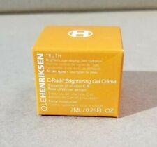 Ole Henriksen❤Truth C-Rush Brighten Gel Creme❤Travel Size❤0.25 fl oz 7 ml