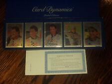 Darrell Waltrip Card Dynamics Set 3856 of 15000 - Mint Free Ship w/ Pro Packing