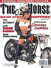 THE HORSE BACKSTREET CHOPPERS No.76 (New Copy) *Free Post To USA,Canada,EU