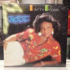 NM LP~PATTY ROSS~Self Titled~[Original~1984~FAISAN~Issue]~SALSA~Shrink