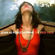 JOAN AS POLICE WOMAN - THE DEEP FIELD NEW VINYL RECORD